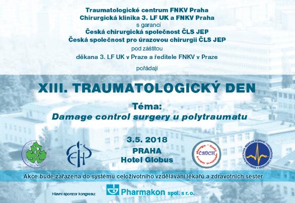 XIII. Traumatologický den